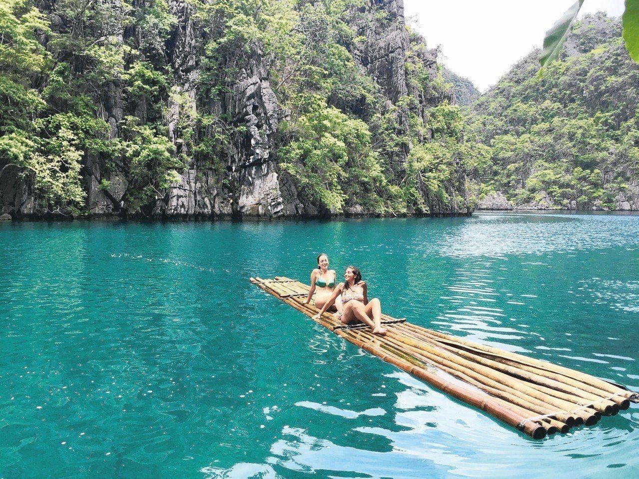 巴拉望公主港地下河流公園,有新世界七大奇景美譽。 圖/菲律賓觀光部提供