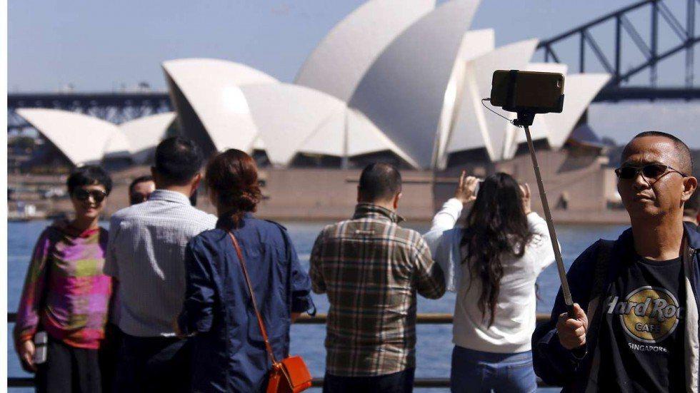 澳洲主要城市和人口都集中在東海岸。 (路透)