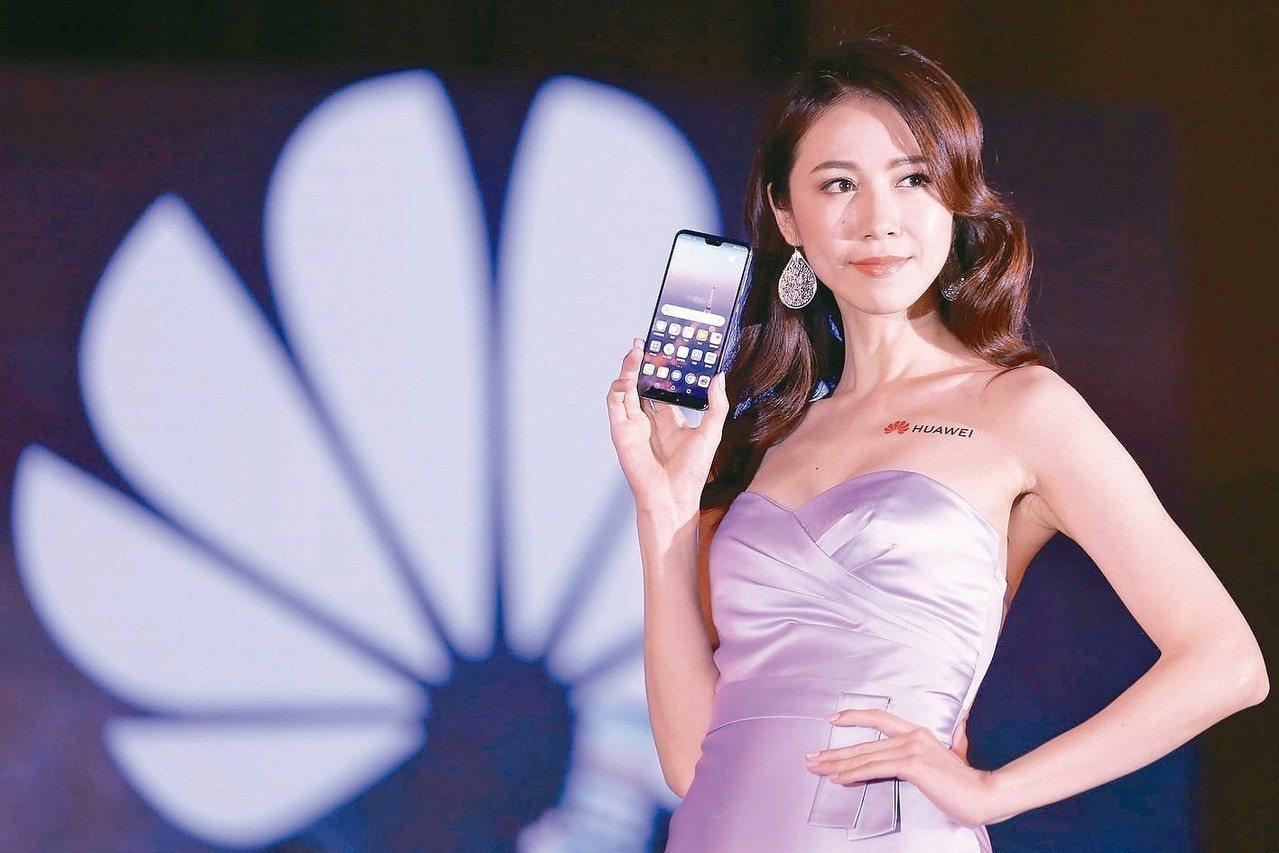 華為推出機王P20手機配置三鏡頭後,掀起中國三鏡頭跟進風潮,高端影像感測CMOS...