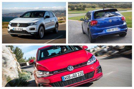 休旅陣容帶頭衝 Volkswagen上半年全球賣破三百萬輛