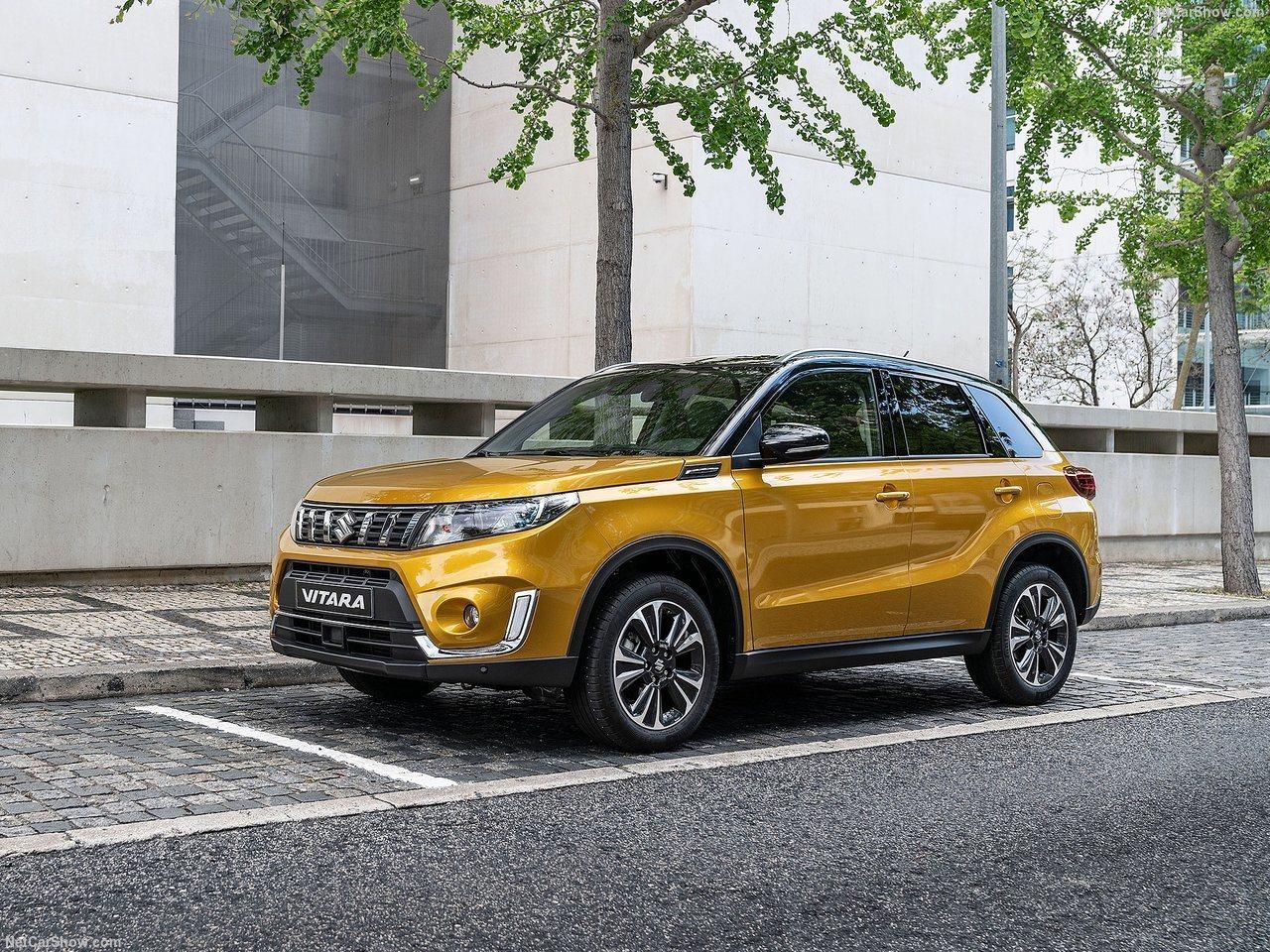 據傳Vitara也是下一輛有可能掛Toyota銘牌販售的車款。 摘自Suzuki