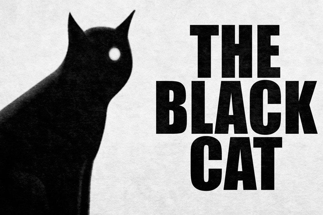 〈黑貓〉中主角的犯行雖然相當暴力,但愛倫坡卻沒有以極血腥的方式來描述,也沒有太多細節的呈現,甚至他對貓的撒嬌樣態,還刻畫得比較詳細。 圖/截自YouTube