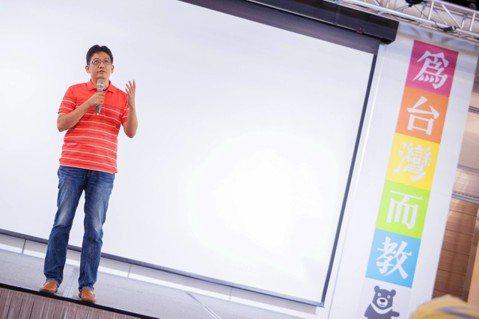 王俊凱說,想要達成的夢想務必達成,但是路徑不只有一條。圖/TFT提供