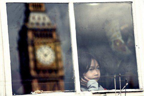 租屋的問題,還真的很令倫敦人困擾。 圖/路透社
