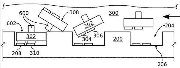 圖6 : eLux其流體裝配與定位技術已取得專利,可達成最大裝配速度(sourc...