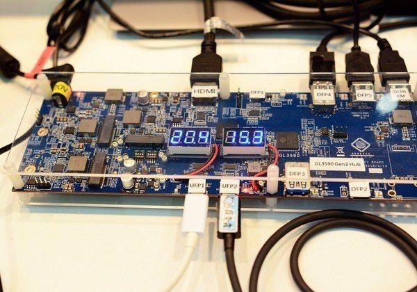 圖3 : 而除了擴充裝置有PD的需求,切換器(Switch)也需要增加PD技術支...