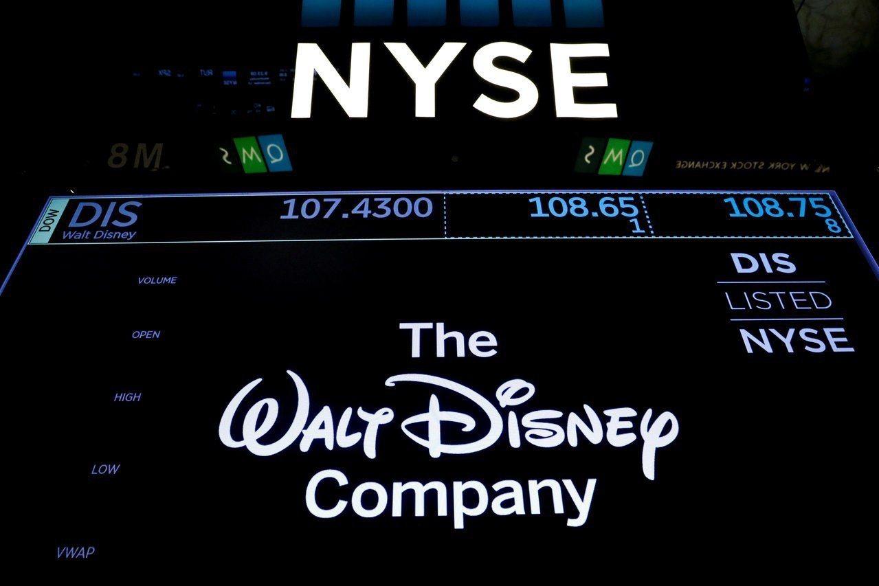 迪士尼上季財報不如預期。 路透