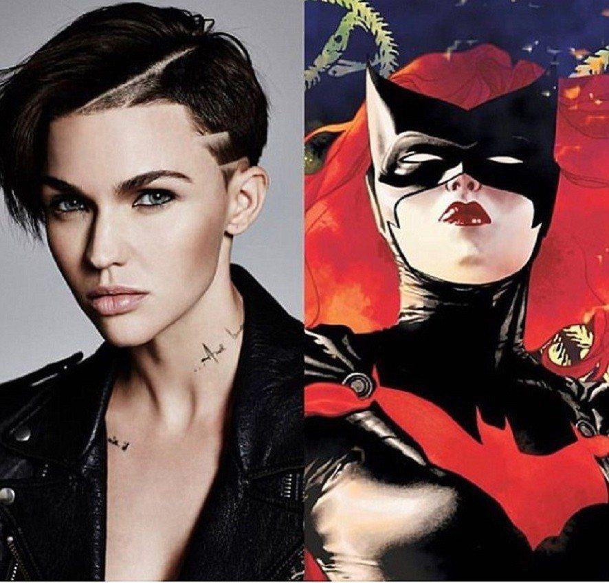 露比蘿絲將扮演螢幕上首位女同志英雄「蝙蝠女俠」。圖/摘自Instagram
