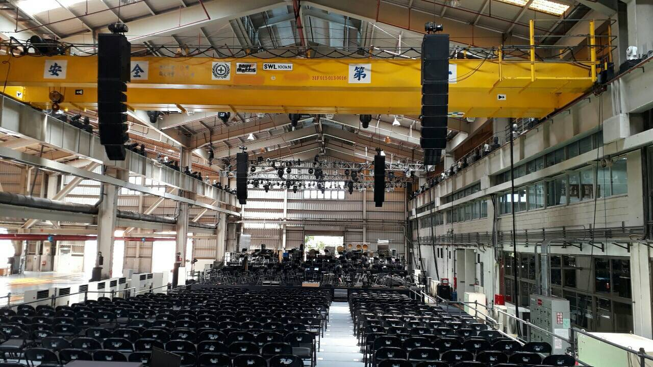 北市立交響樂團與台北捷運合作,10日至12日在北投機廠舉辦「代孕城市」音樂會,3...