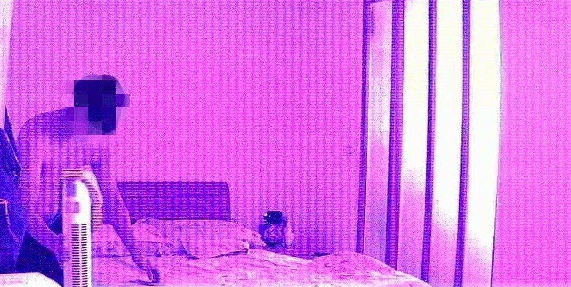 家賊難防,新北市郭姓男子發現現金不翼而飛,自扮柯南在住處裝設監視器,果真發現偷錢...
