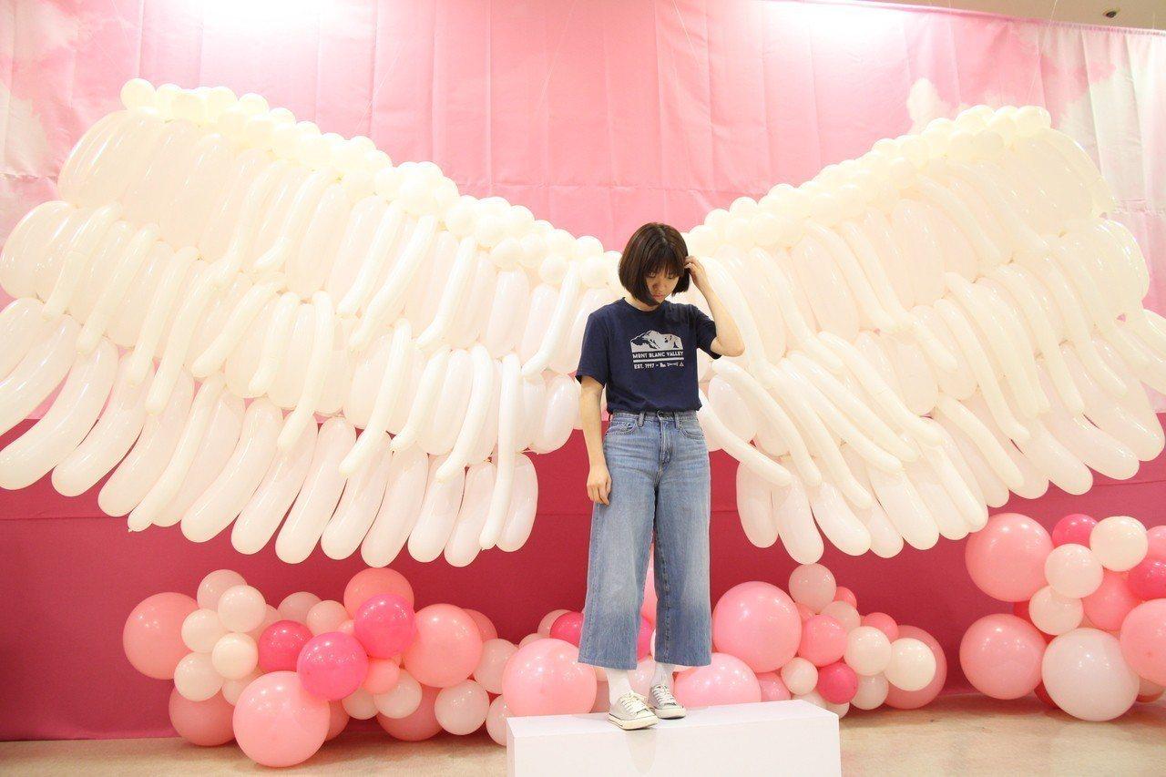 天使之翼。圖/新光三越提供