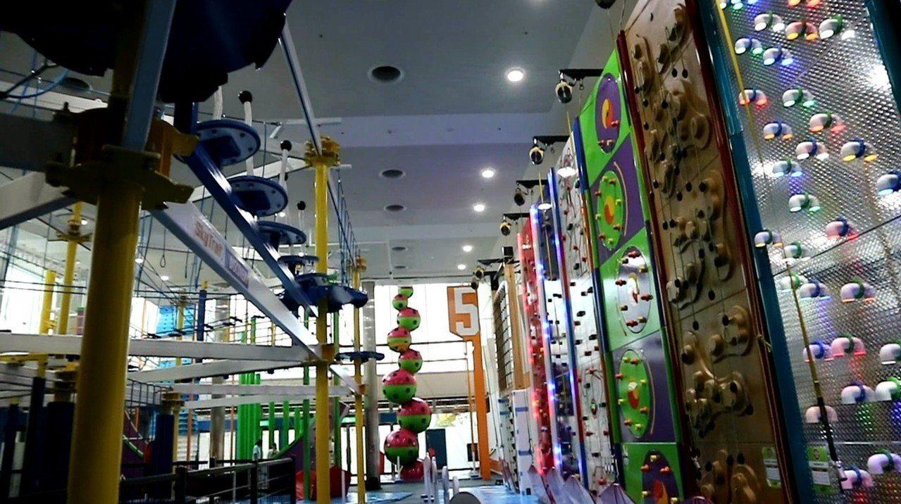 全日本最大規模的複合型室內健身娛樂設施「SPACE ATHLETIC TONDE...