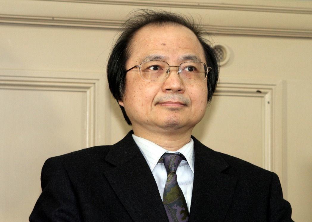 台大歷史系教授、文學院前院長陳弱水。 記者曾學仁/攝影