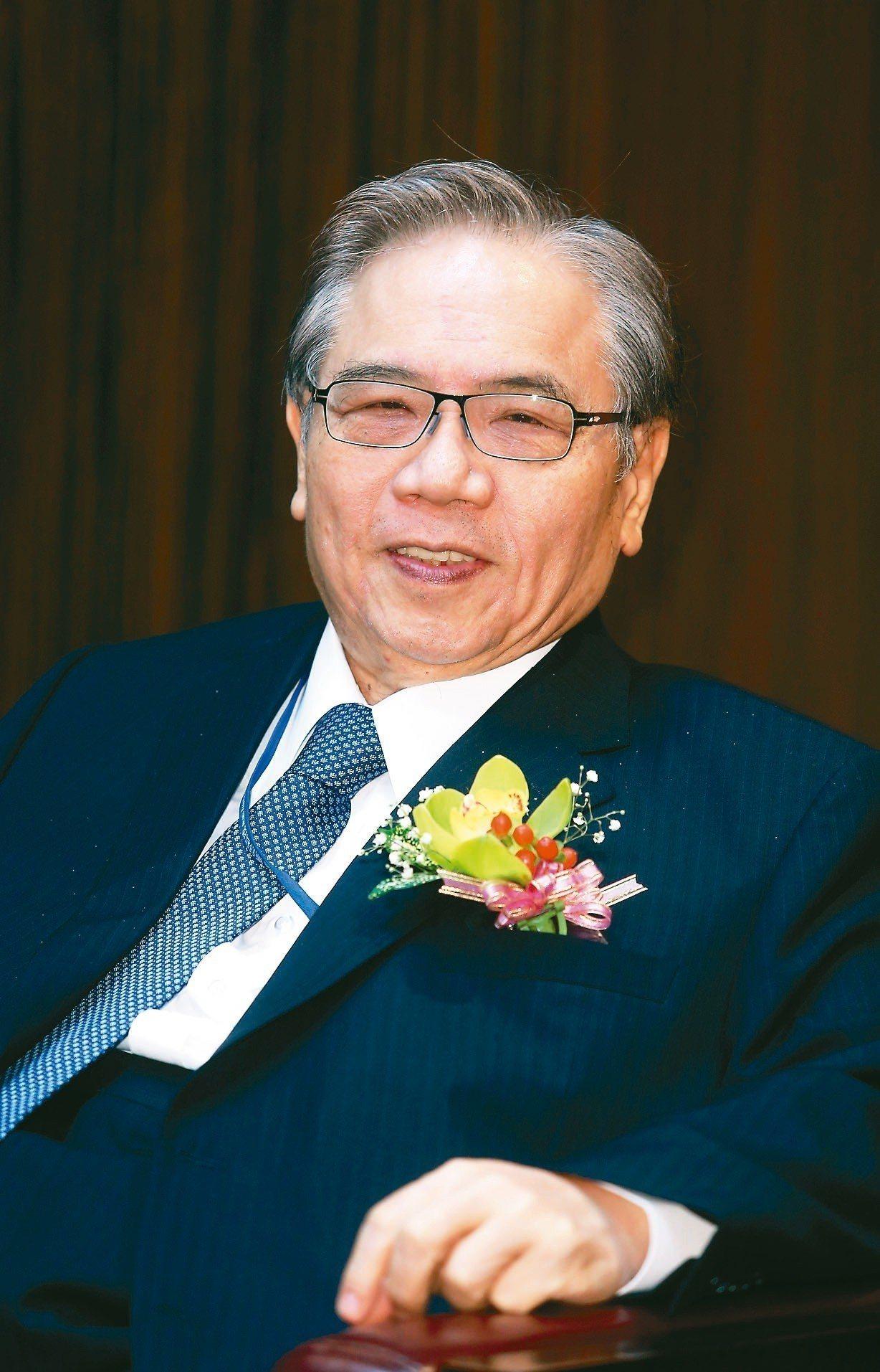 康舒總經理高青山 (本報系資料庫)