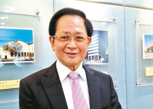 群光副董事長暨執行長林茂桂 (本報系資料庫)