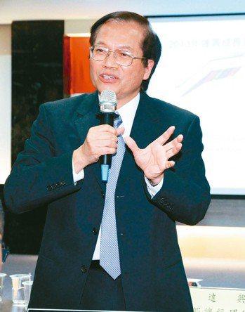 達興材料董事長林正一 本報系資料庫