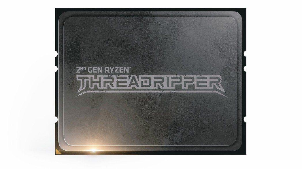 AMD第2代Ryzen Threadripper處理器效能,打破世界紀錄。 超微...