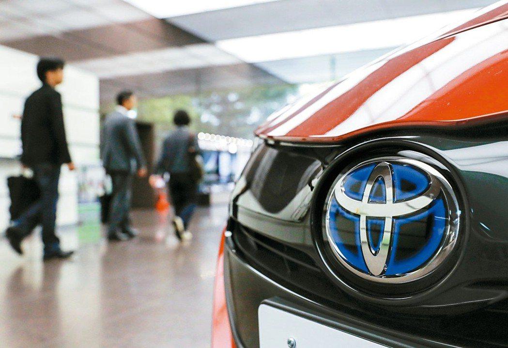 日本車廠能處變不驚,靠的是削減成本。 歐新社