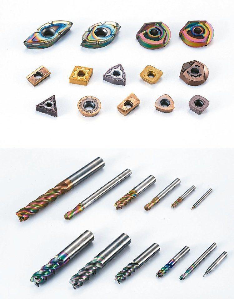 磁浮刀具超高速加工不產生高溫、無靜電產生,憾動刀具界改變加工效率。林東昇/提供
