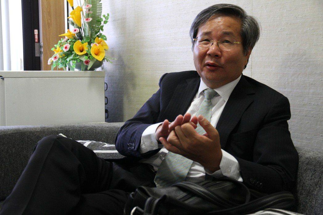 民進黨這次的縣市長大選,在台南要遇上台聯的許忠信。圖╱聯合報系資料照片