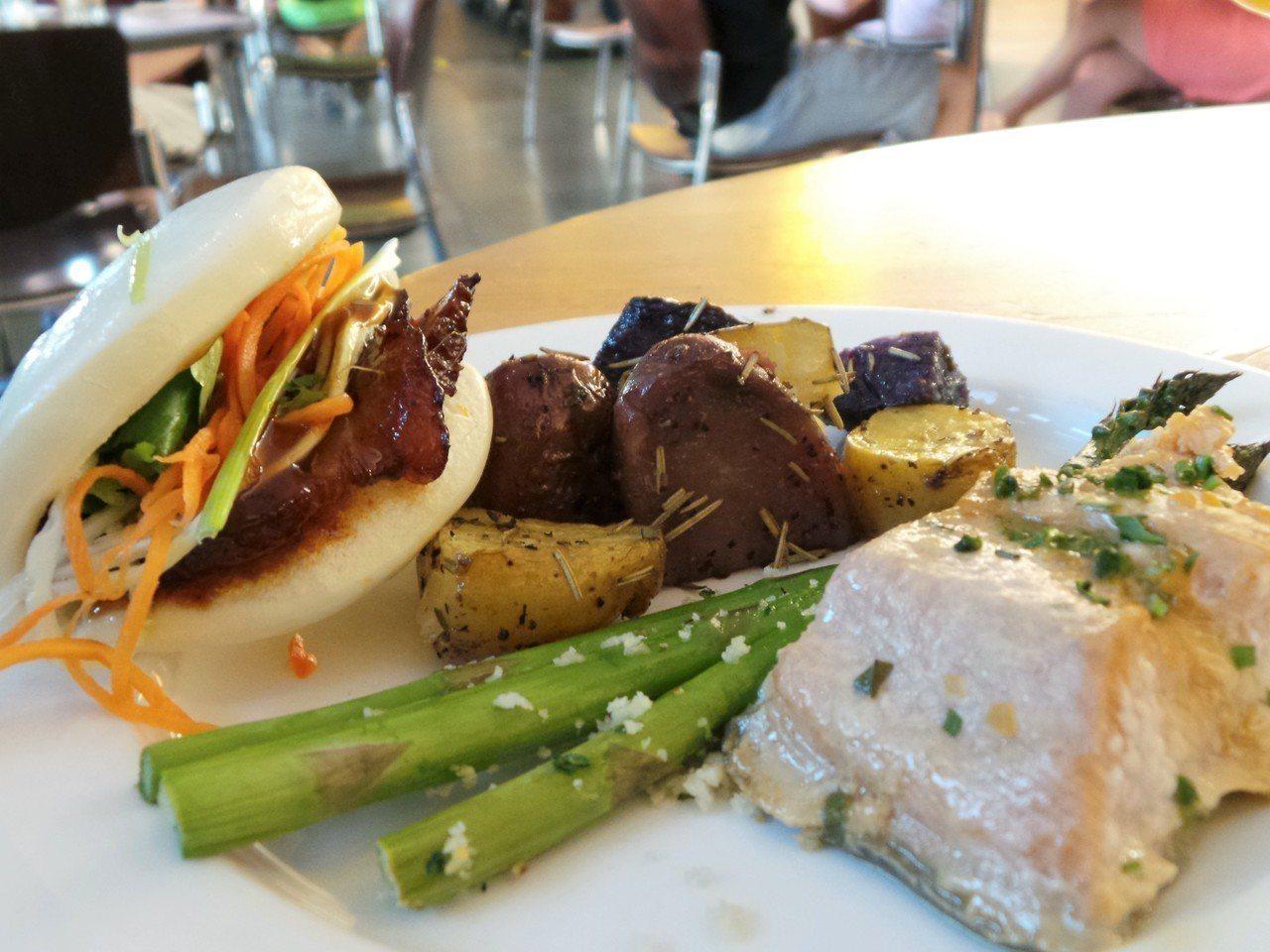 安城麻大學生餐廳三度稱霸全美大學。記者唐嘉麗/攝影