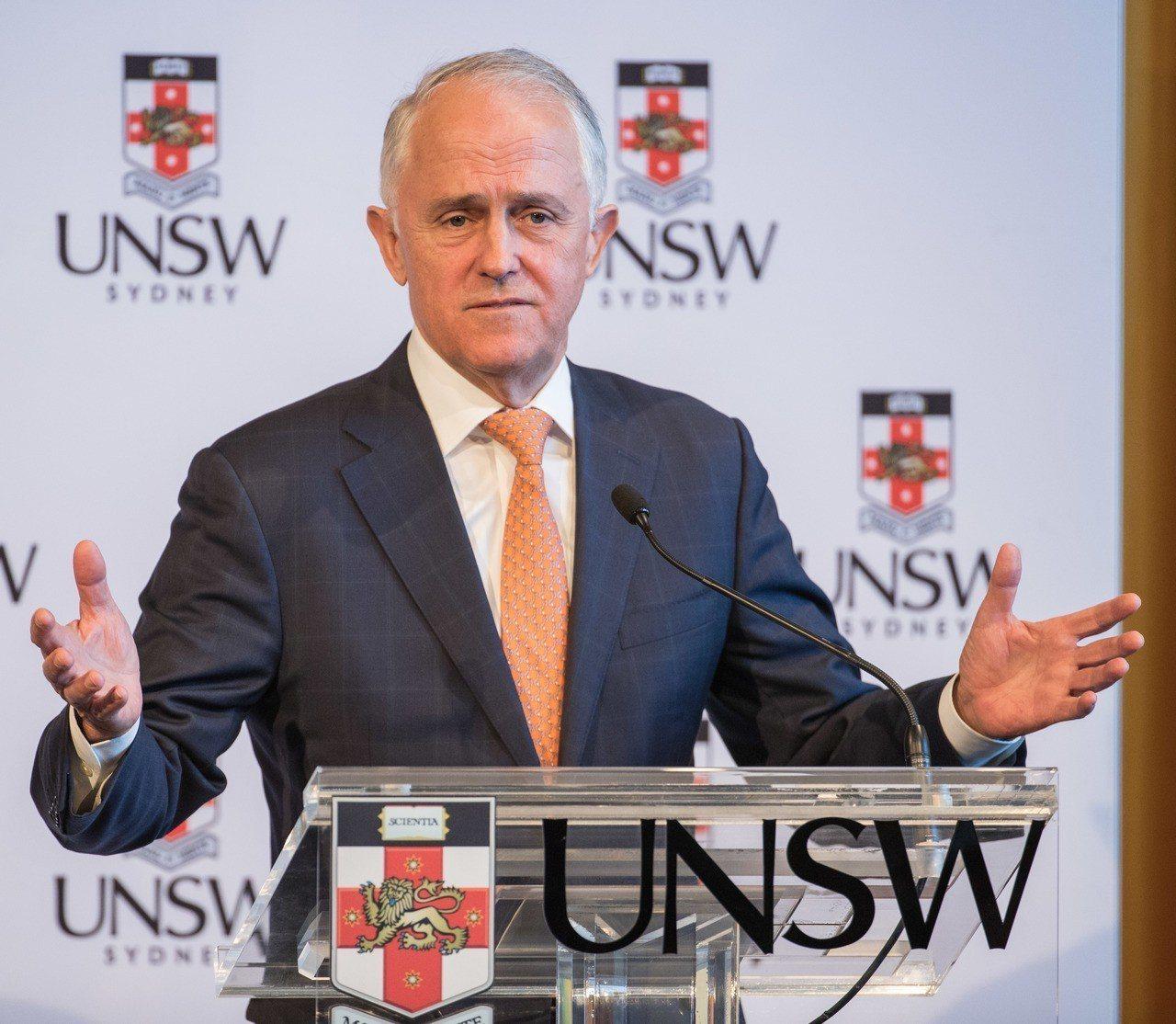 澳總理:冀加強「一帶一路」合作。 新華社