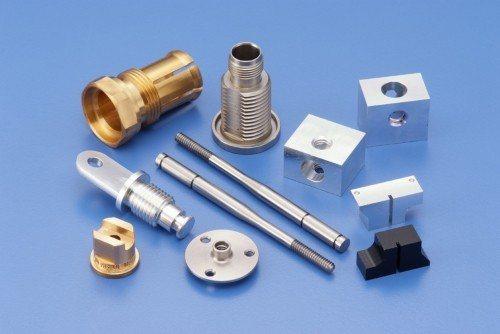 CNC製品。 和昇/提供