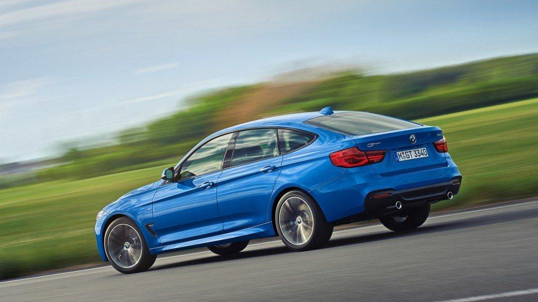 很有可能只維持一個世代的車型就收攤的BMW 3-Series GT(F34)。 ...