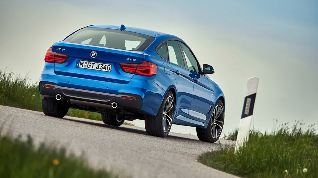 BMW 3-Series GT(F34)傳出將停產的消息。 摘自BMW