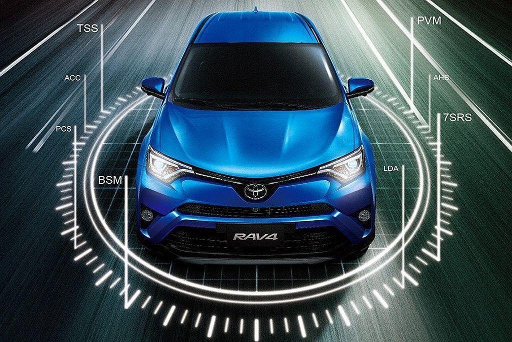 日系進口最熱銷的Toyota RAV4,縱使入門售價能與國產車匹敵,但若要買到最...