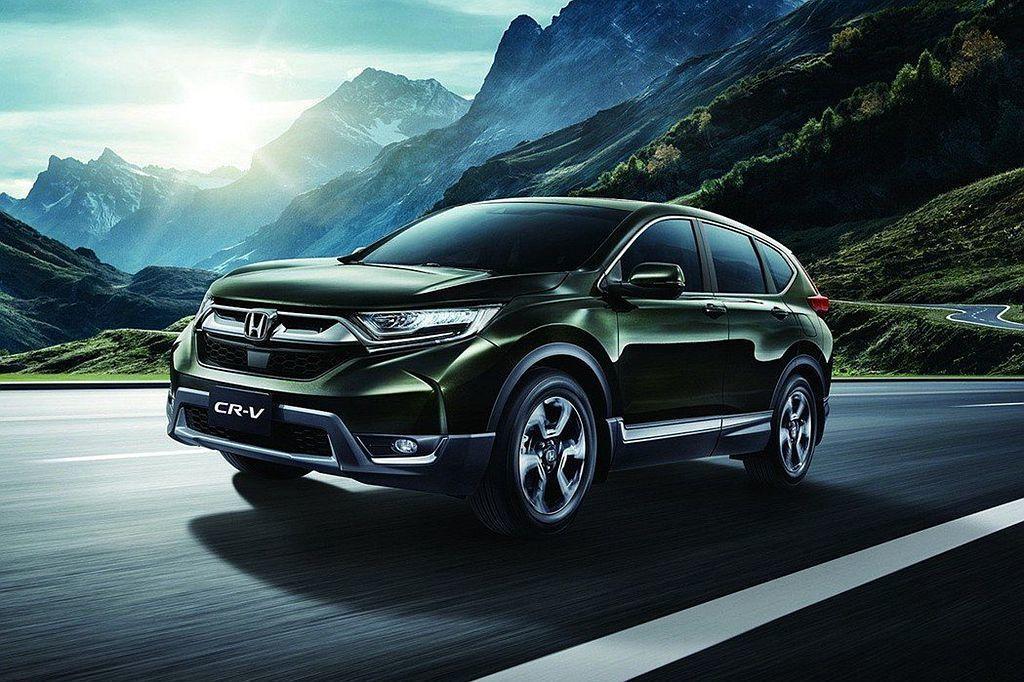 國產最熱銷的休旅Honda CR-V,雖說Honda SENSING智慧安全主動...