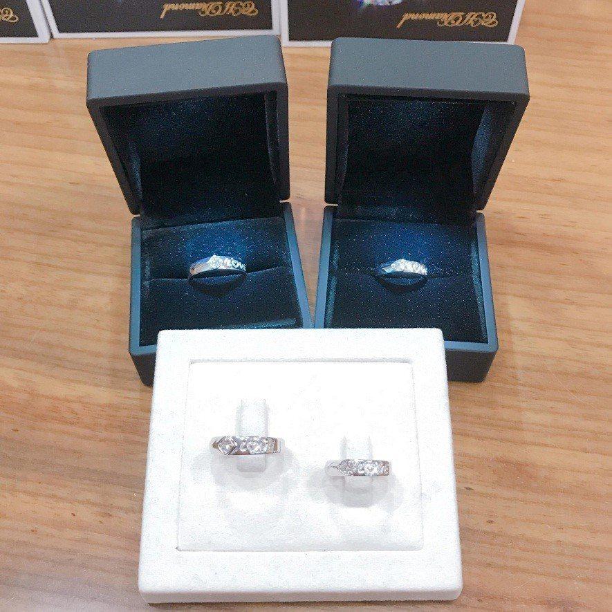 長弘鑽石以20多年豐富的市場經驗,自斯里蘭卡引進新天然礦石「星鑽」,推出200多...