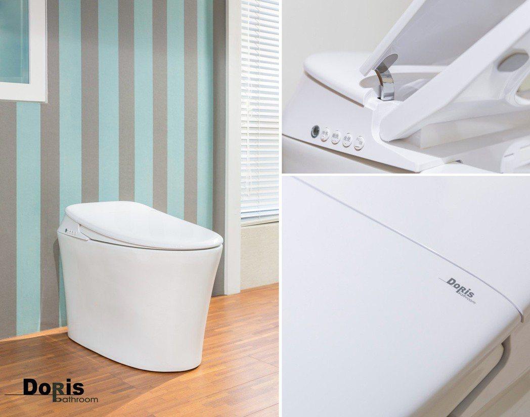 DoRis智能美學衛浴/提供