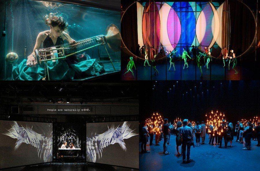 第九屆新視野藝術節10月在港舉行,以創新、跳脫想像為基調,透過多個大膽新奇作品及...
