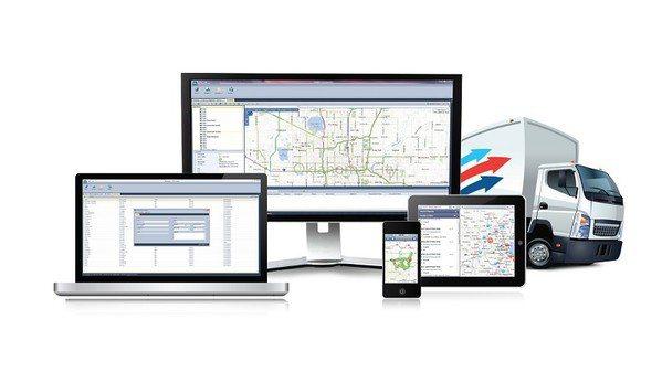 圖1 : 車隊管理的後台系統來看,至少應具備調度派遣、績效管理、異常管理及資訊管...