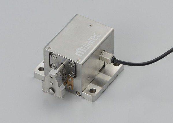 圖6 : 村田機械開發出可埋入模具的專用感測器,將射出成型用模具帶入下一世代的人...