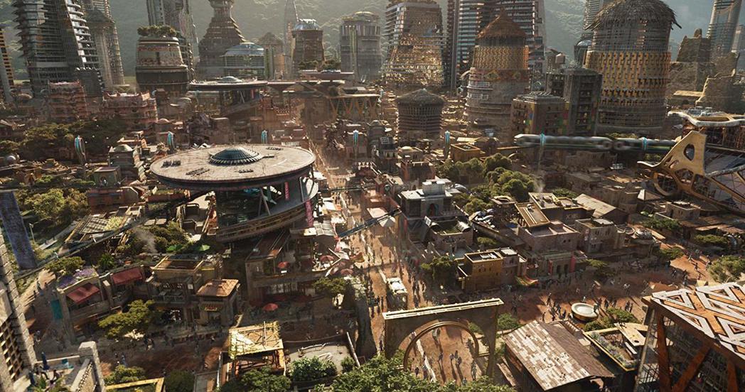 「黑豹」也是極有可能提名奧斯卡最佳人氣電影的大片之一。圖/摘自imdb