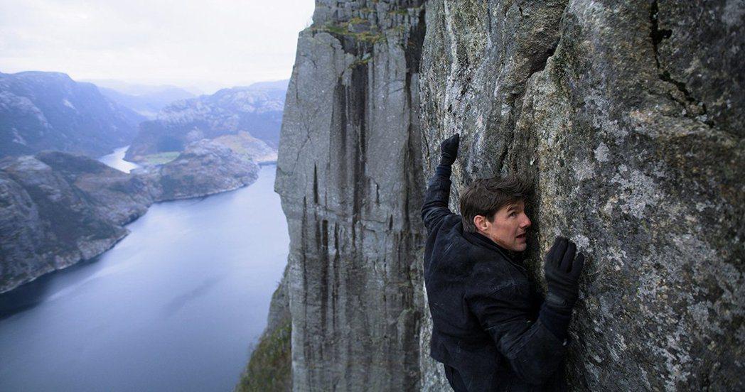 「不可能的任務:全面瓦解」也是競逐奧斯卡新獎項的強棒。圖/摘自imdb