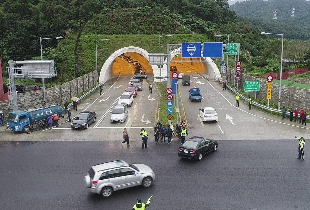 蘇花改開放大貨車通行一案,可能要延至8月下旬後。 圖/本報資料照片