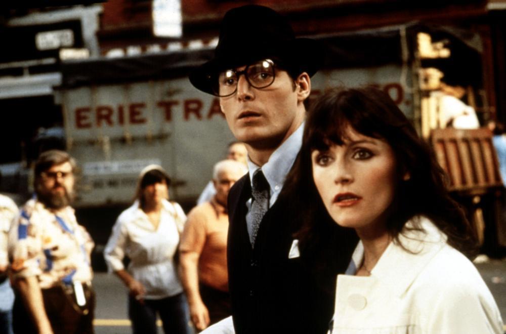 瑪歌凱德和克里斯多夫李維合作了4集「超人」電影。圖/摘自Cineplex