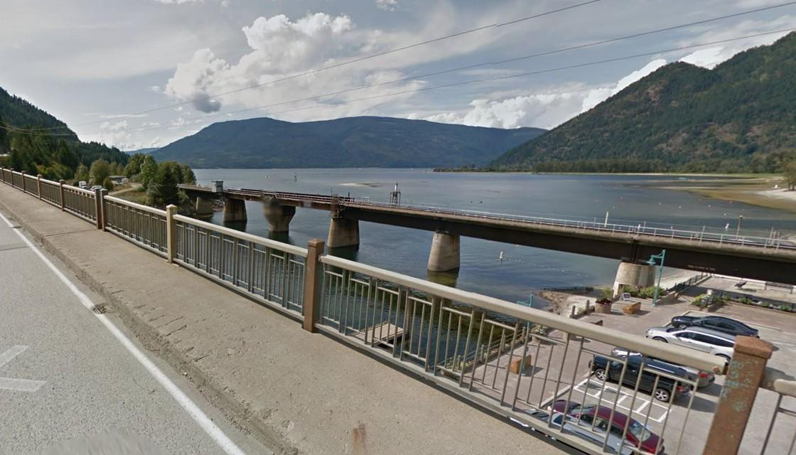 發生意外的橋。取自www.newshub.co.nz