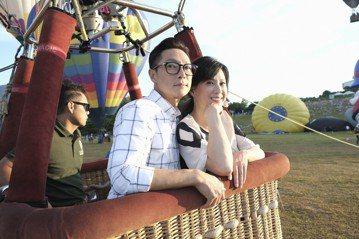 謝祖武、涂善妮為TVBS「初戀的情人」遠赴台東取景拍攝,兩人劇中飾演夫妻,在熱氣球上進行一場兼具「刺激」與「浪漫」的高空約會。實際上兩人都有懼高症,這次鼓起勇氣升空,一度緊張到爆汗浸溼衣衫,也因高度...