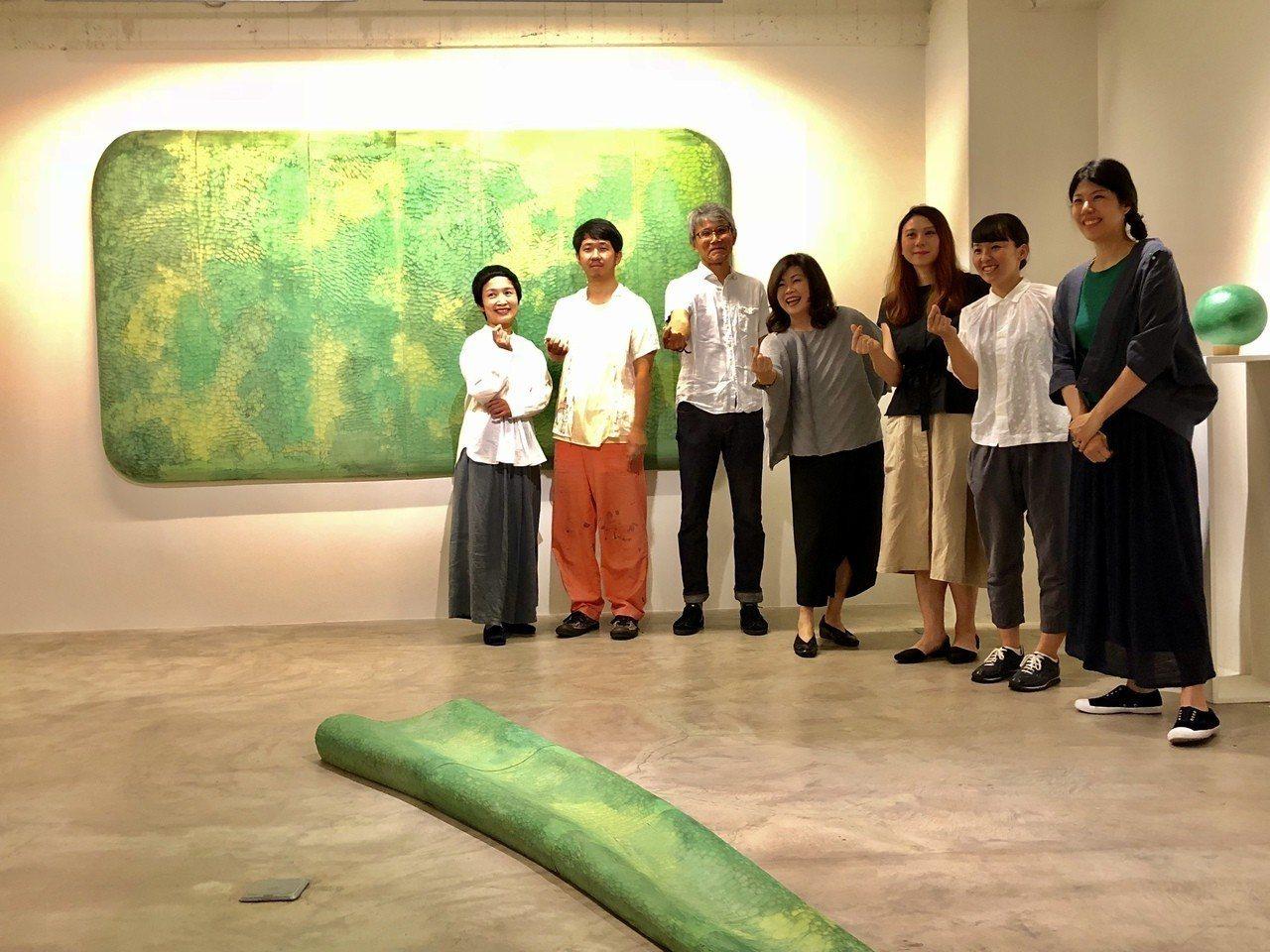今年邁入第五年的臻品藝術中心台日藝術家交流展,將於8月11日起開展,展期至9月2...