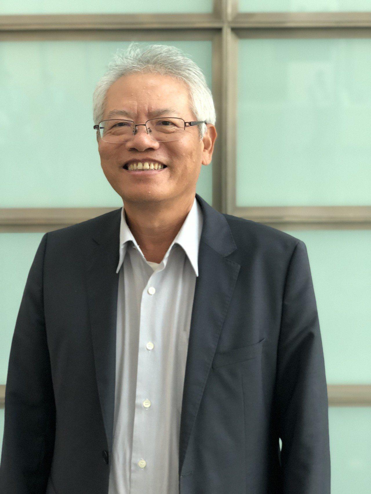 仁寶總經理翁宗斌。記者蕭君暉/攝影