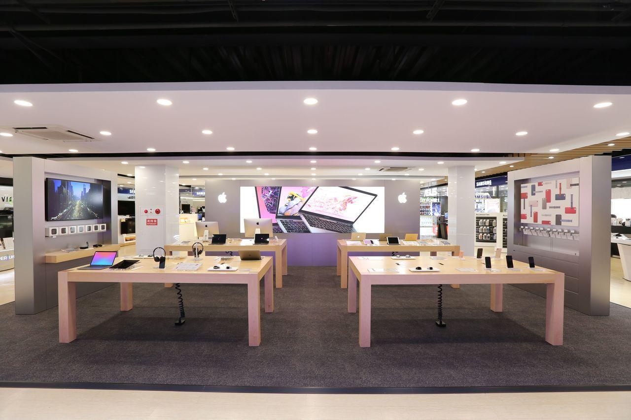 全國電子Digital City高雄民族店首家Appele官方授權Apple S...