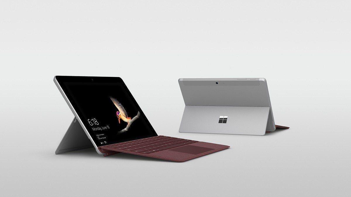 台灣微軟宣布Surface系列最新成員Surface Go將於8月28日正式上市...