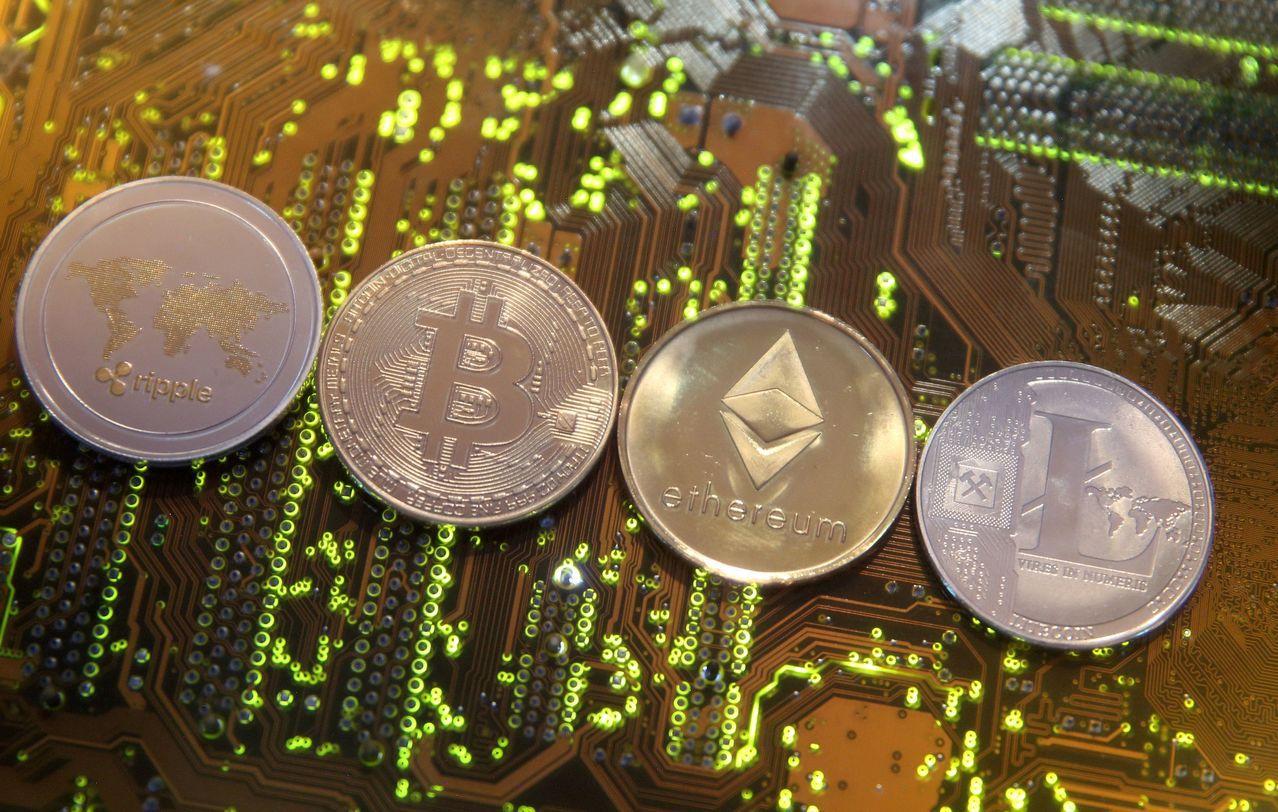 分析師預測,加密幣可能進一步下探低點。(圖/路透)