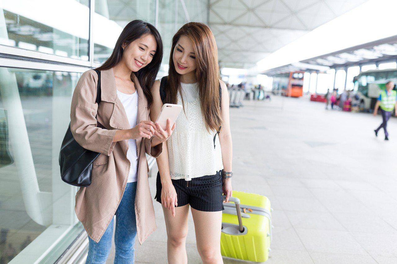 台灣之星歡慶4周年,祭出0元國際線來回機票供申辦用戶選搭。圖/台灣之星提供
