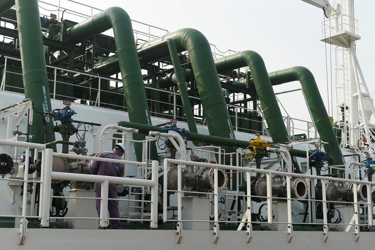 傳高盛公司將進軍液化天然氣市場。 (路透)
