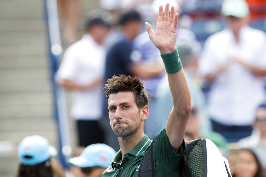 約克維奇在多倫多網賽16強提前出局。 美聯社